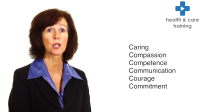 Caring and Dementia The 6 C's of Care Thumbnail