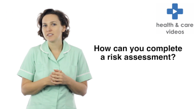 How can you complete a risk assessment Thumbnail