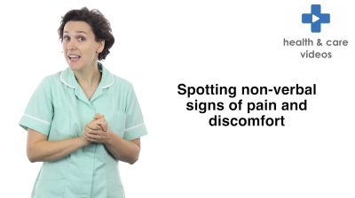 Spotting non-verbal signs of pain and discomfort Thumbnail