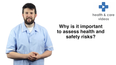 Why is it important to assess health and safety risks Thumbnail