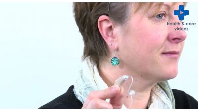 How to insert your thin tube hearing aid Thumbnail