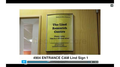 Entrance Cam - Lind Sign 1 Thumbnail