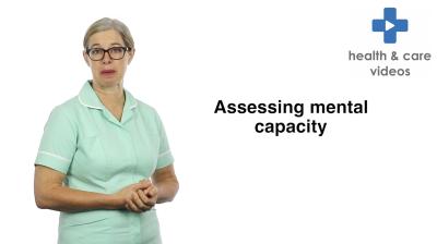 Assessing mental capacity Thumbnail