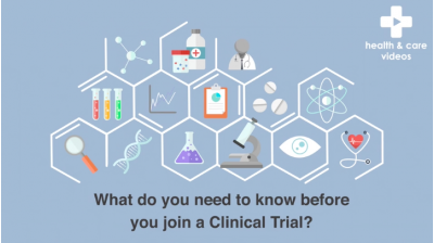 Important information to consider before joining a clinical trial Thumbnail