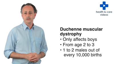 What is muscular dystrophy? Thumbnail