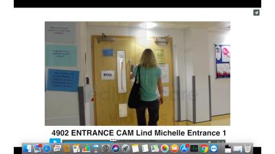 Entrance Cam - Lind Michelle Entrance Thumbnail