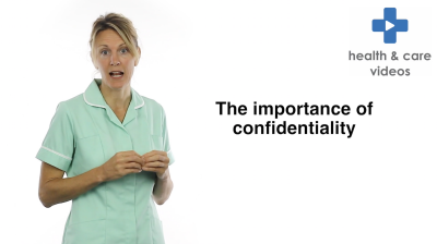 The importance of confidentiality Thumbnail