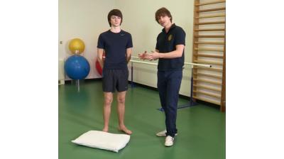 Stretches; Hip flexor Thumbnail