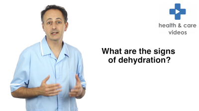 What are the signs of dehydration Thumbnail