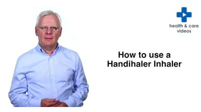 How to use a Handihaler inhaler Thumbnail