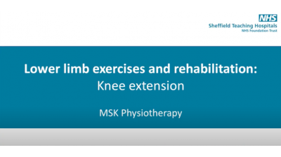 Knee Extension Thumbnail