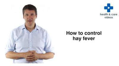 How to control hay fever Thumbnail