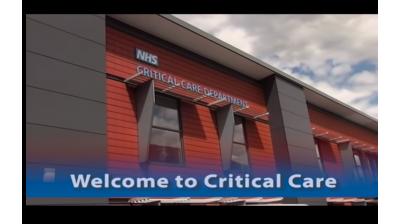 Critical Care Patient Information Video Thumbnail