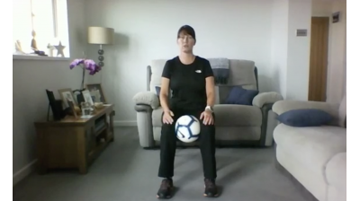 Facebook Live - Chair Exercise with Elaine Thumbnail