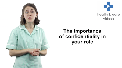 Confidentiality and your role Thumbnail