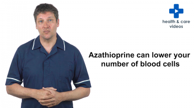 Starting a new drug - Azathioprine Thumbnail