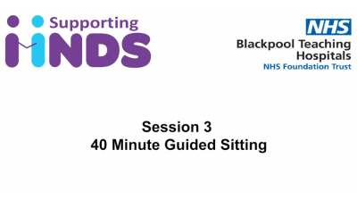 Session 3 40 Minute Guided Sitting Thumbnail