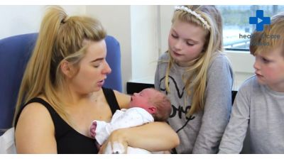 After your Caesarean Delivery Thumbnail