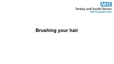 Brushing your hair Thumbnail