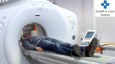 Having a CT scan of your head Thumbnail