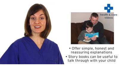 Helping your child prepare for an operation Thumbnail