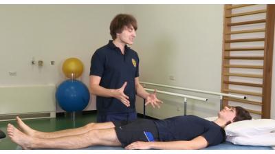 Stretches; Hamstrings Thumbnail