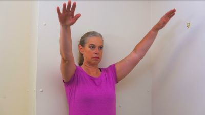 Home spinal mobility exercises for rheumatology patients Thumbnail