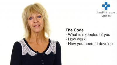 The Code of Conduct for Healthcare Support Workers and Adult Social Care Workers Guidance for Staff Thumbnail