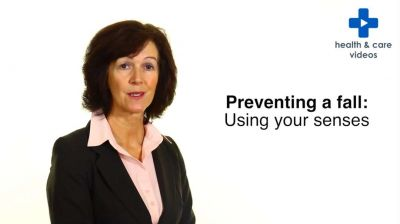 Preventing a Fall - Using your Senses Thumbnail