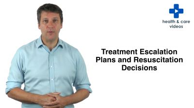 Treatment escalation plans and resuscitation Thumbnail