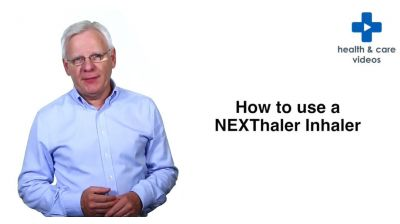How to use a NEXThaler inhaler Thumbnail