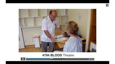 Blood - Theatre Thumbnail