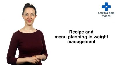 Recipe and menu planning in weight management Thumbnail