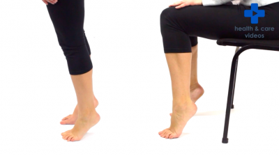 Exercises to strengthen your calf muscles Thumbnail