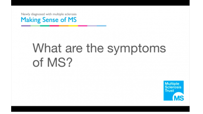 What are the symptoms of MS? Thumbnail