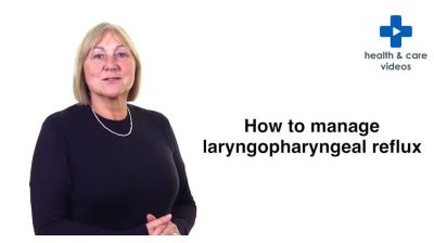 How to manage laryngopharyngeal reflux Thumbnail