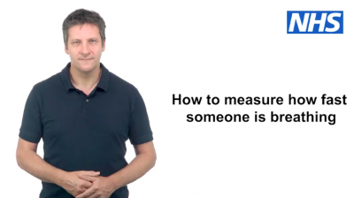 How to measure how fast someone is breathing Thumbnail