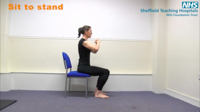 Sit to stand Thumbnail