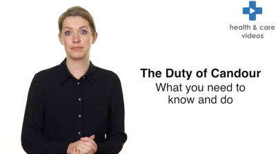 Duty of Candour What you need to know and do Thumbnail