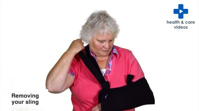 Hygiene, dressing, sleeping and sitting with your shoulder problem Thumbnail