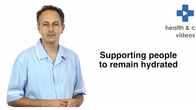 Supporting people to remain hydrated Thumbnail
