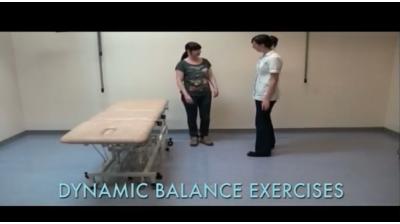 Dynamic Balance Exercises Thumbnail