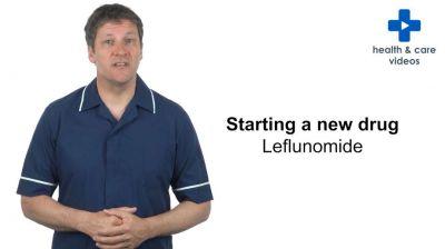 Starting a New Drug - Leflunomide Thumbnail