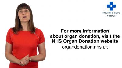 An introduction to organ donation Thumbnail