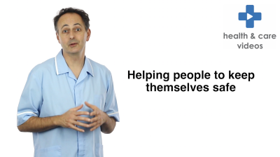 Helping people to keep themselves safe Thumbnail