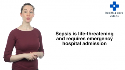 The early signs of sepsis Thumbnail