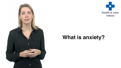 What is anxiety? Thumbnail
