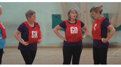 Julia's Walking Netball Story Thumbnail