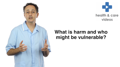 What is harm and who might be vulnerable Thumbnail