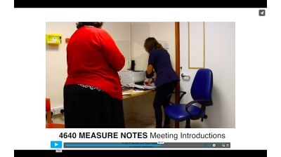 Measure Notes - Meeting Introductions Thumbnail
